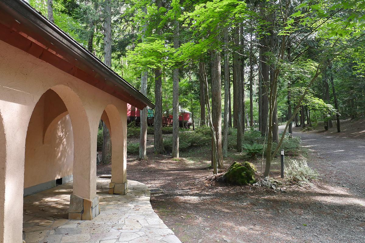 富士満願ビレッジファミリーキャンプ場